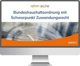 Abbildung von Dittrich   Bundeshaushaltsordnung • online     mit Schwerpunkt Zuwendungsrech...