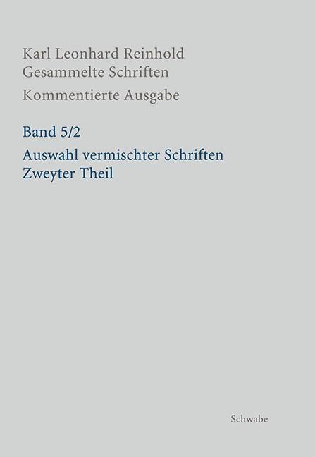 Abbildung von Bondeli / Imhof   Auswahl vermischter Schriften   2017