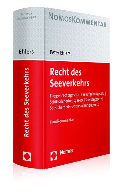 Recht des Seeverkehrs | Ehlers, 2016 | Buch (Cover)