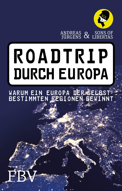 Roadtrip durch Europa | Jürgens, 2019 | Buch (Cover)