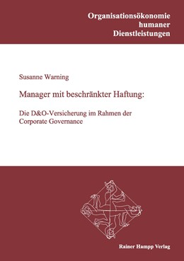 Abbildung von Warning | Manager mit beschränkter Haftung | 1. Auflage | 2015 | 31 | beck-shop.de