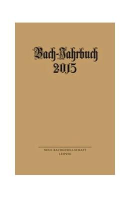 Abbildung von Wollny   Bach-Jahrbuch 2015   2016   2015