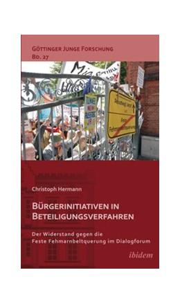 Abbildung von Hermann | Bürgerinitiativen in Beteiligungsverfahren. | 1. Auflage | 2016 | 27 | beck-shop.de
