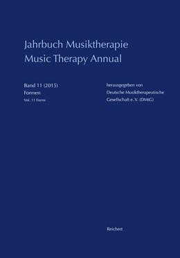 Abbildung von Jahrbuch Musiktherapie / Music Therapy Annual   1. Auflage   2015   11   beck-shop.de