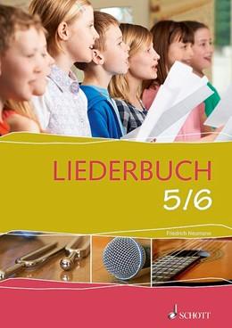 Abbildung von Wickel / Neumann / Oswald   Liederbuch 5/6   2015   Liederbuch.