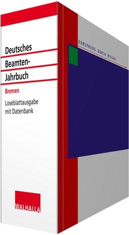 Abbildung von Albonesi   Deutsches Beamten-Jahrbuch Bremen • ohne Aktualisierungsservice   1. Auflage   2020   beck-shop.de