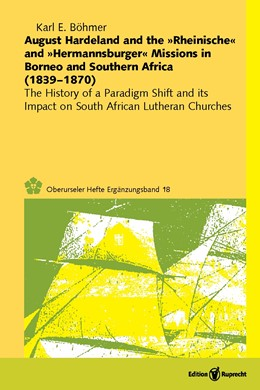 Abbildung von Böhmer | August Hardeland and the »Rheinische« and »Hermannsburger« Missions in Borneo and Southern Africa (1839–1870) | 2016 | The History of a Paradigm Shif... | 18