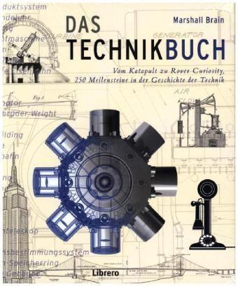 Das Technikbuch | Brain, 2016 | Buch (Cover)