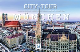 Abbildung von Krimmel | City-Tour München | 1. Auflage | 2016 | beck-shop.de