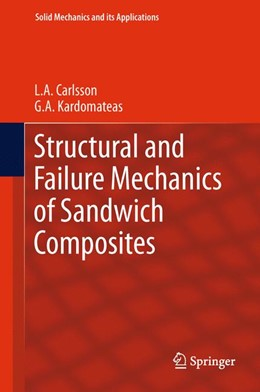 Abbildung von Carlsson / Kardomateas | Structural and Failure Mechanics of Sandwich Composites | 2011 | 121