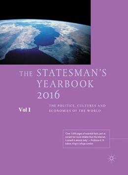 Abbildung von Heath-Brown | The Statesman's Yearbook 2016 | 1. Auflage | 2015 | beck-shop.de