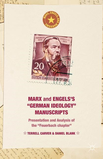 Abbildung von Carver / Blank   Marx and Engels's