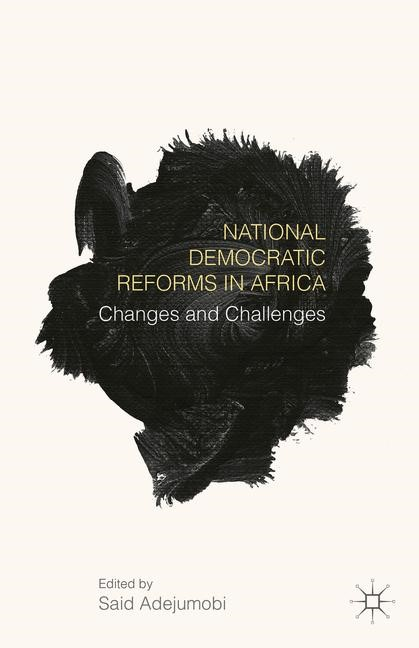 National Democratic Reforms in Africa | Adejumobi | 1st ed. 2015, 2015 | Buch (Cover)