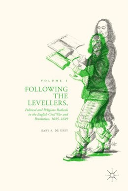 Abbildung von De Krey | Following the Levellers, Volume One | 1. Auflage | 2018 | beck-shop.de