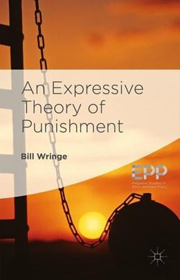 Abbildung von Wringe | An Expressive Theory of Punishment | 1st ed. 2016 | 2015