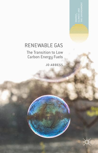 Renewable Gas | Abbess | 1st ed. 2015, 2015 | Buch (Cover)