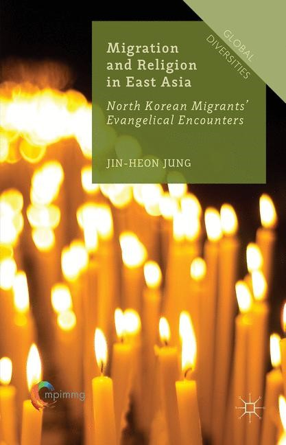 Migration and Religion in East Asia | Jung | 1st ed. 2015, 2015 | Buch (Cover)
