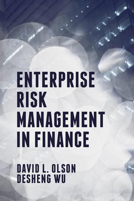 Enterprise Risk Management in Finance | Olson / Wu | 2015, 2015 | Buch (Cover)