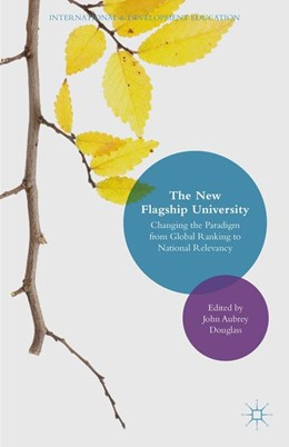 Abbildung von Douglass | The New Flagship University | 1st ed. 2016 | 2015 | Changing the Paradigm from Glo...