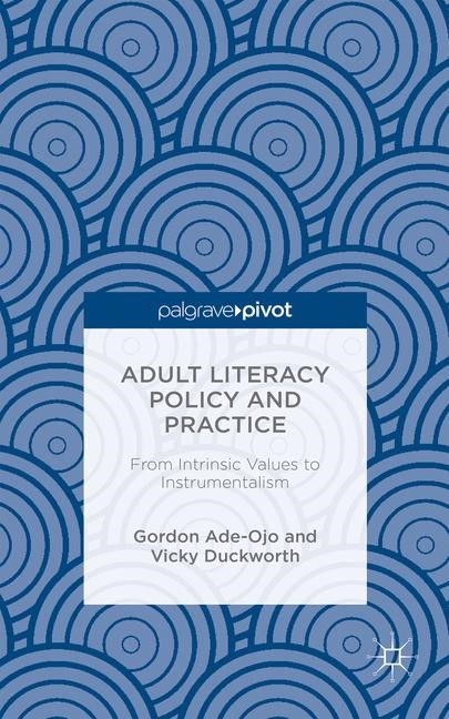 Adult Literacy Policy and Practice | Duckworth / Ade-Ojo | 1st ed. 2015, 2015 | Buch (Cover)