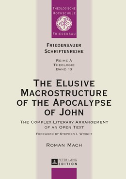 Abbildung von Mach | The Elusive Macrostructure of the Apocalypse of John | 1. Auflage | 2015 | 13 | beck-shop.de