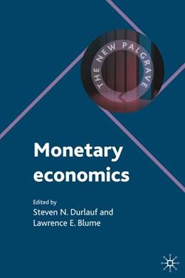Abbildung von Durlauf / Blume   Monetary Economics   2009   2009