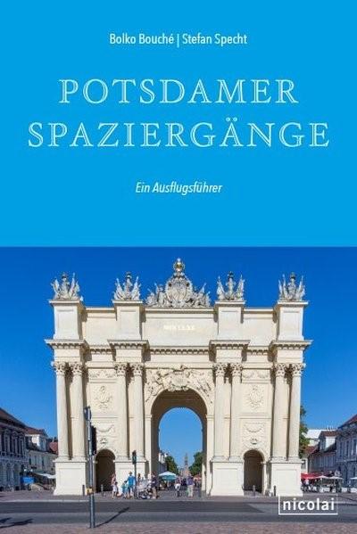 Potsdamer Spaziergänge | Bouché / Specht, 2016 | Buch (Cover)