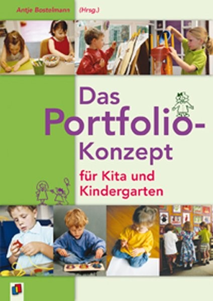 Das Portfolio-Konzept für Kita und Kindergarten | Bostelmann, 2007 | Buch (Cover)
