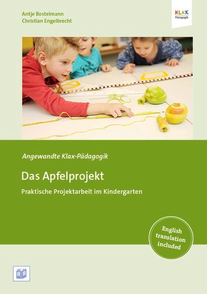 Das Apfelprojekt | Bostelmann / Engelbrecht, 2016 | Buch (Cover)