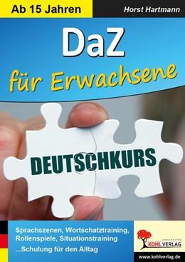 Abbildung von Hartmann | DaZ ... für Erwachsene | 1. Auflage | 2016 | beck-shop.de