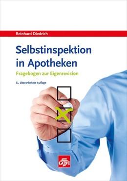 Abbildung von Diedrich   Selbstinspektion in Apotheken   8. Auflage   2020   Fragebogen zur Eigenrevision