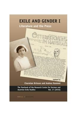 Abbildung von Exile and Gender I   2016