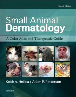 Abbildung von Hnilica / Patterson | Small Animal Dermatology | 2016 | A Color Atlas and Therapeutic ...