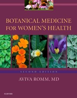 Abbildung von Romm | Botanical Medicine for Women's Health | 2. Auflage | 2017 | beck-shop.de