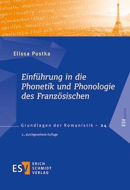 Abbildung von Pustka | Einführung in die Phonetik und Phonologie des Französischen | 2. Auflage | 2016 | 24 | beck-shop.de