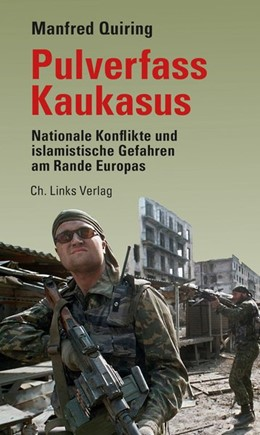 Abbildung von Quiring   Pulverfass Kaukasus   1. Auflage   2016   beck-shop.de
