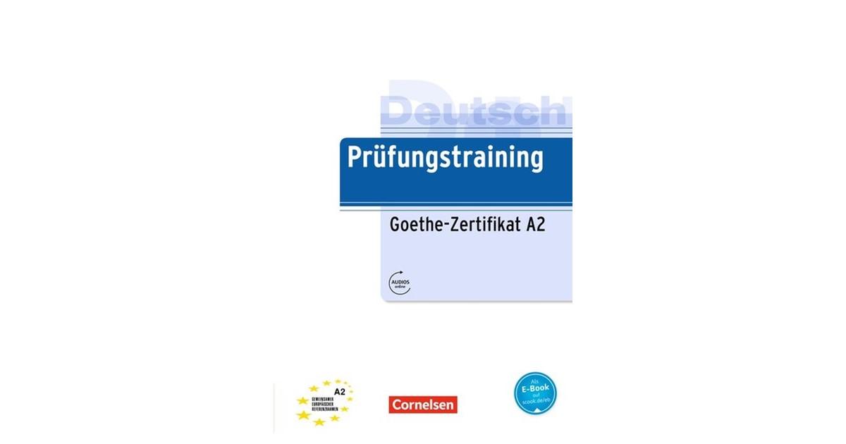 Maenner A2 Goethe Zertifikat A2 2016