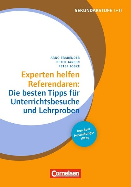Die besten Tipps für Unterrichtsbesuche und Lehrproben | Brabender / Jansen / Jobke, 2016 | Buch (Cover)