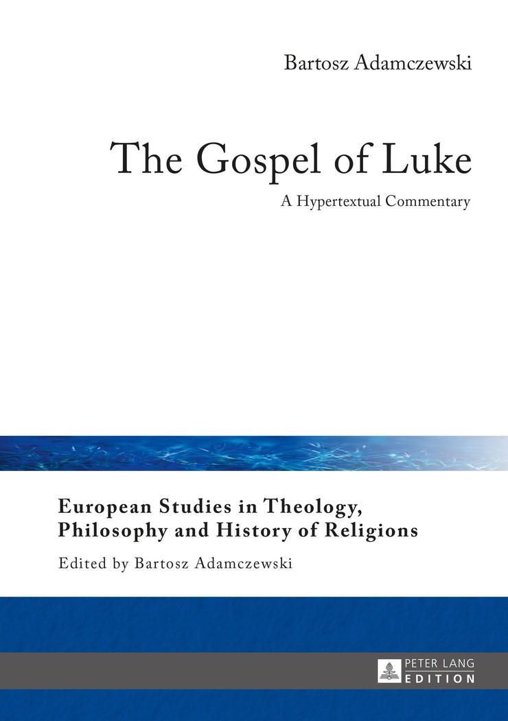 The Gospel of Luke | Adamczewski, 2016 | Buch (Cover)