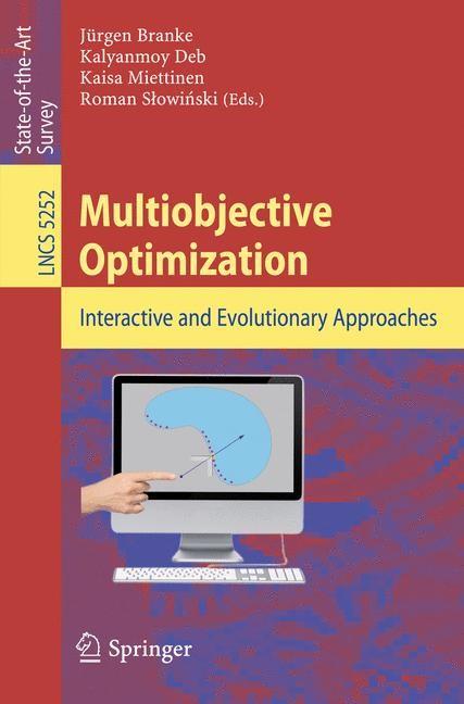 Multiobjective Optimization | Branke / Deb / Miettinen / Slowinski, 2008 | Buch (Cover)