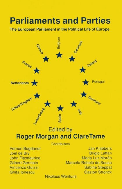 Parliaments and Parties | Morgan / Tame | 1st ed. 1996, 1996 | Buch (Cover)