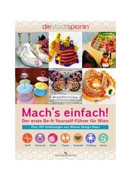 Abbildung von Mach's einfach! | 1. Auflage | 2015 | beck-shop.de