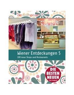 Abbildung von Die StadtSpionin | Wiener Entdeckungen 5 | 1. Auflage | 2014 | beck-shop.de