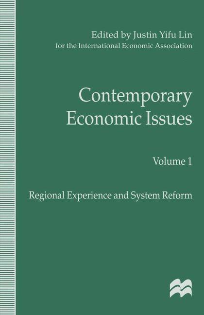 Abbildung von Lin | Contemporary Economic Issues | 1st ed. 1998 | 1998
