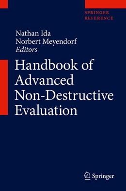 Abbildung von Ida / Meyendorf | Handbook of Advanced Nondestructive Evaluation | 1. Auflage | 2019 | beck-shop.de
