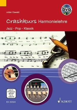 Abbildung von Oswald   Crashkurs Harmonielehre   1. Auflage   2016   beck-shop.de