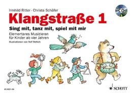 Abbildung von Schäfer / Ritter | Klangstraße 1 - Kinderheft | 2016 | mit CD, Elterninformationen, A...