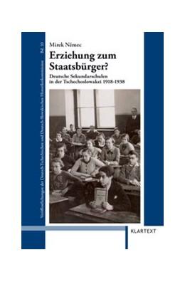 Abbildung von Nemec | Erziehung zum Staatsbürger? | 1. Auflage | 2009 | 33 | beck-shop.de