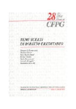 Abbildung von Bernasconi / Geiser | Temi scelti di diritto ereditario | 1. Auflage | 2002 | Volume 28 | beck-shop.de