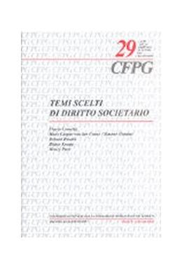 Abbildung von Temi scelti di diritto societario | 1. Auflage | 2002 | Volume 8 | beck-shop.de